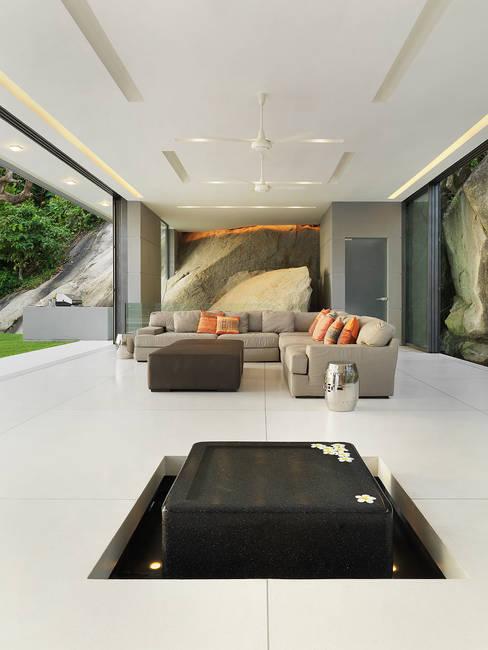 Living room by Original Vision