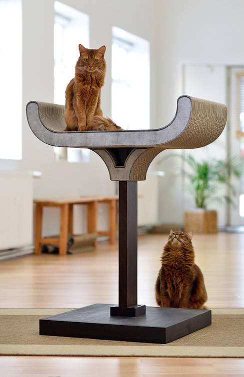 cat-onが手掛けたリビングルーム