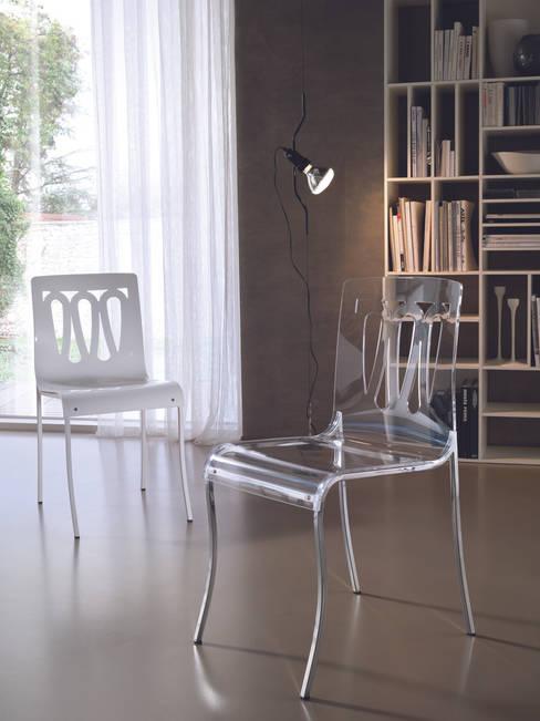 Столовая комната в . Автор – Ciacci