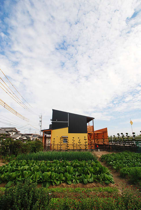 Atelier繁建築設計事務所의  정원