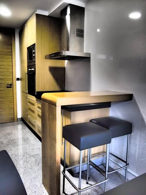 Kitchen by quetonodeblanco