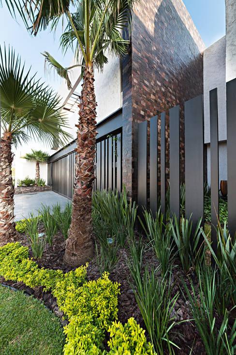 Projekty,  Domy zaprojektowane przez Arquiplan