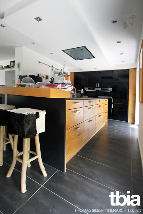 Küche:  Küche von tbia - Thomas Bieber InnenArchitekten