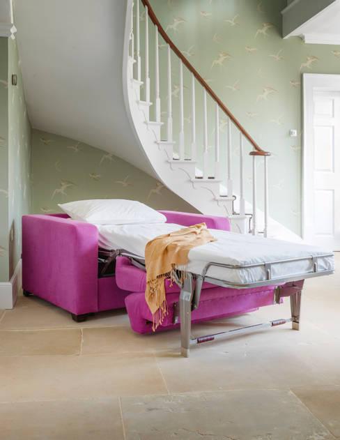THE STORAGE BED:  tarz Yatak Odası