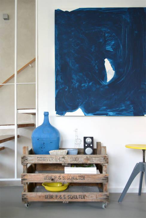 Corridor, hallway by Kristina Steinmetz Design