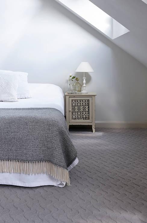 Wools of New Zealandが手掛けた壁&床