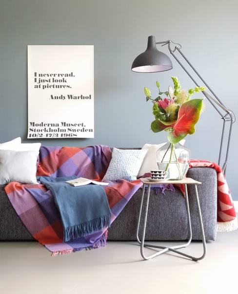 Living room by Ookinhetpaars