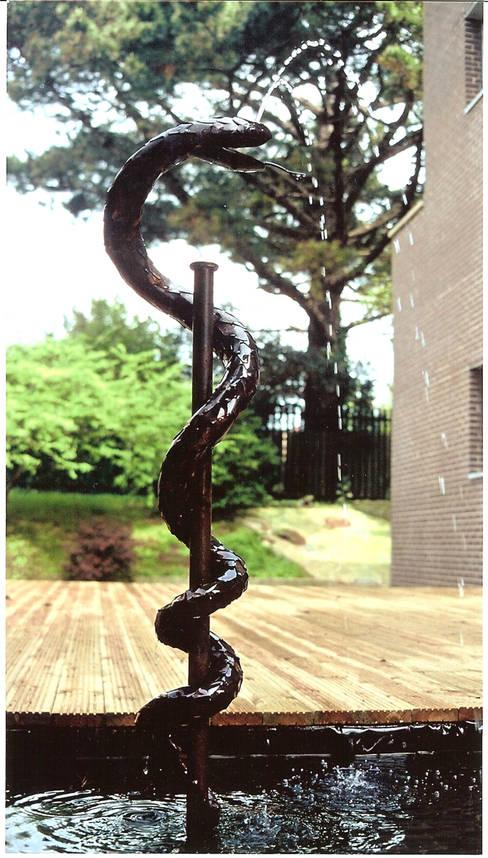 Art de style  par Humphrey Bowden Fountain Designer and Maker