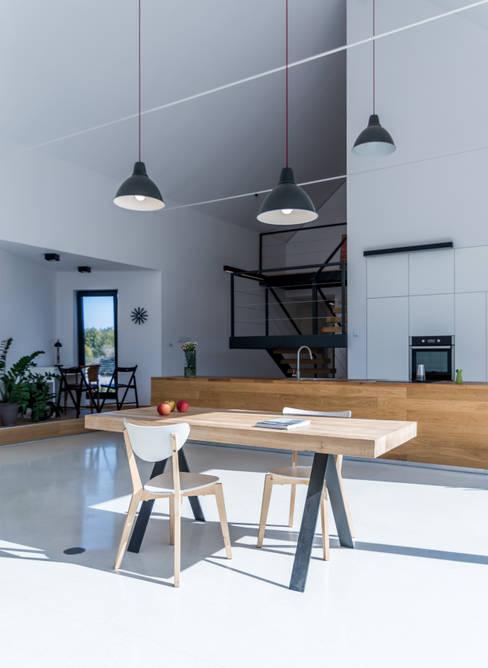 Kitchen by Kropka Studio