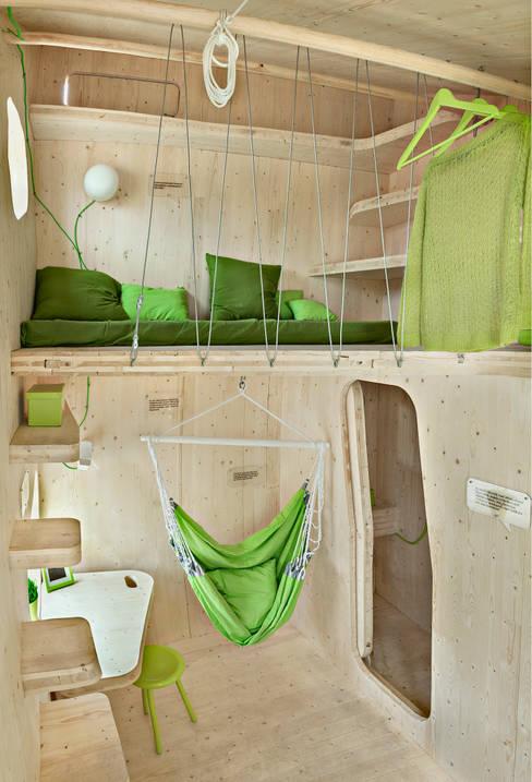 Projekty,  Domy zaprojektowane przez Tengbom