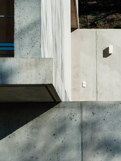 GIAN SALIS ARCHITEKT:  tarz Duvarlar