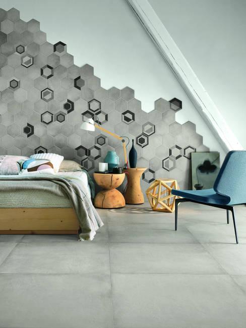 Walls & flooring تنفيذ Ragno