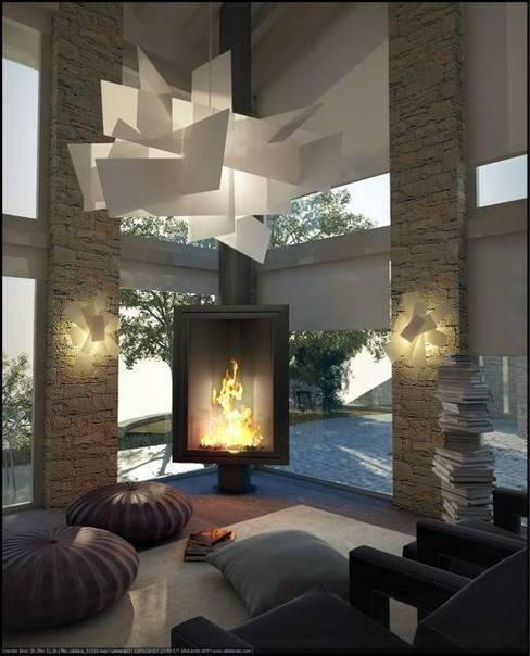 Living room by FAPIR srl
