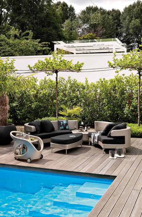Projekty,  Ogród zaprojektowane przez GarVida