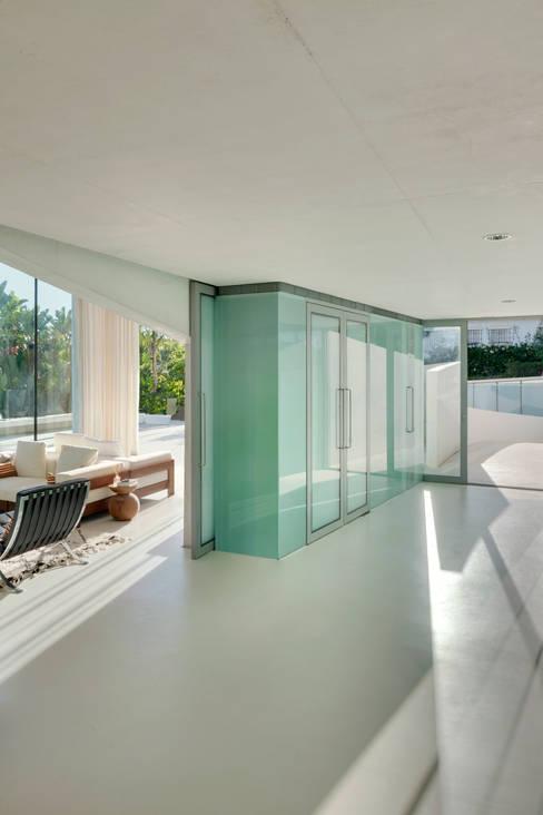 Salones de estilo  de Wiel Arets Architects
