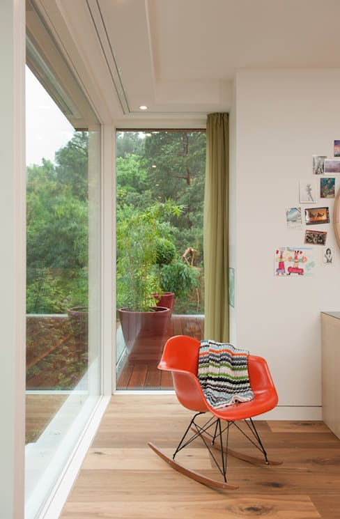 Living room by Cubus Projekt GmbH