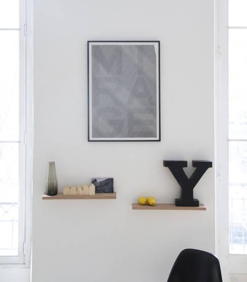 Hekla: Murs & Sols de style  par Good Morning Design