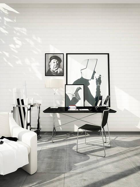客廳 by DesigniTures