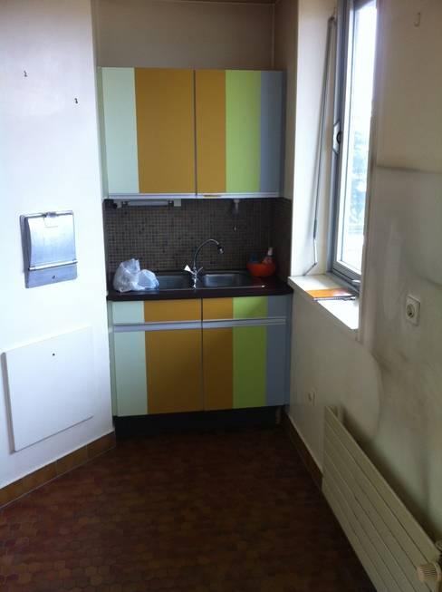 Kitchen by Parisdinterieur