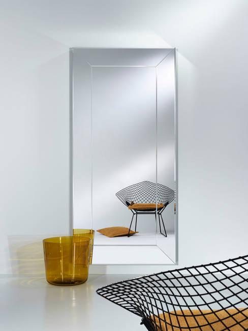 SEMPRE XL:  Gang, hal & trappenhuis door Deknudt Mirrors