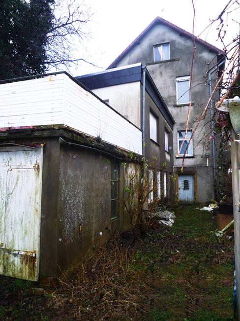 บ้านและที่อยู่อาศัย by Gronemeyer architekten