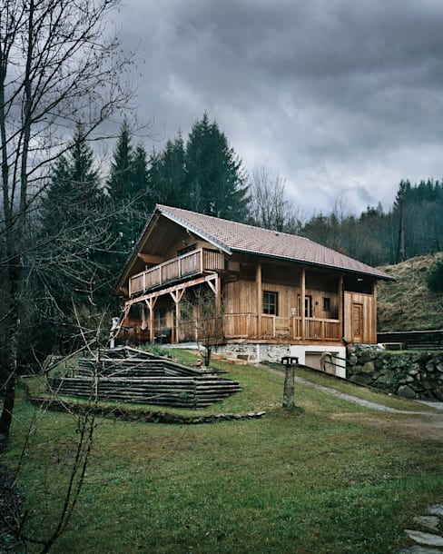 Thoma Holz GmbH:  tarz Evler