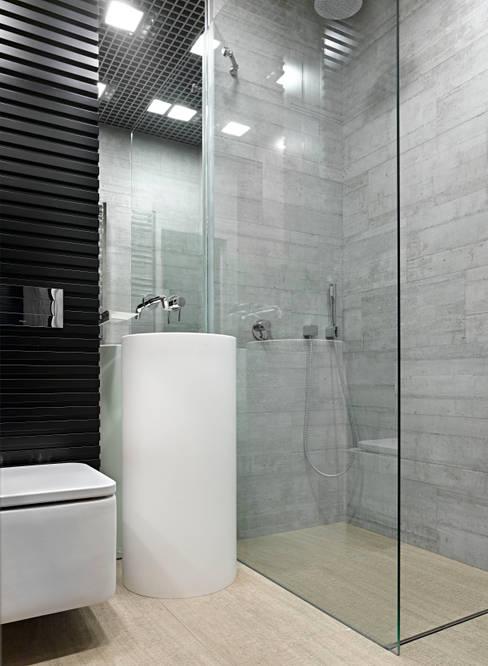 DEEP HOUSE: Ванные комнаты в . Автор – Max Kasymov Interior/Design