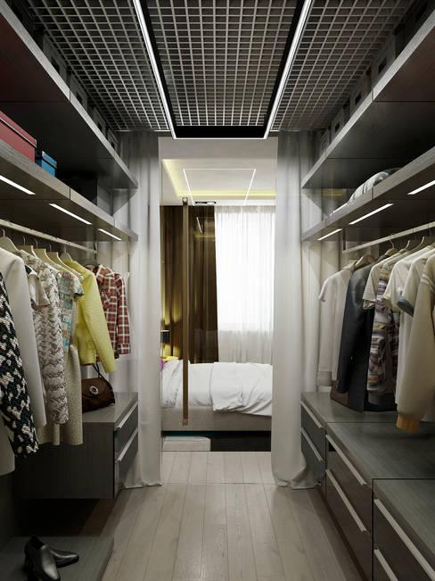 Dressing room by Max Kasymov Interior/Design