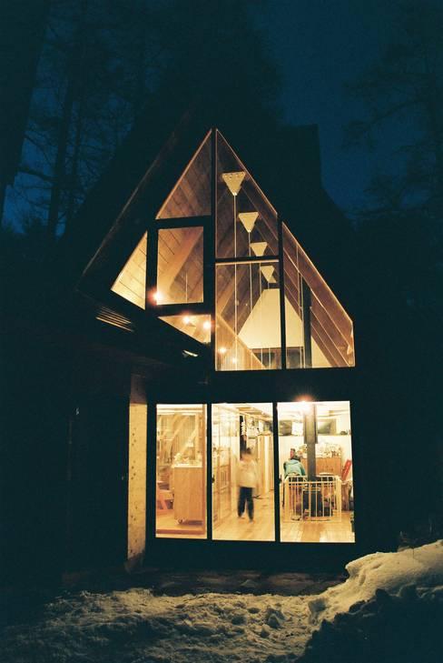 スズケン一級建築士事務所/Suzuken Architectural Design Office의  주택