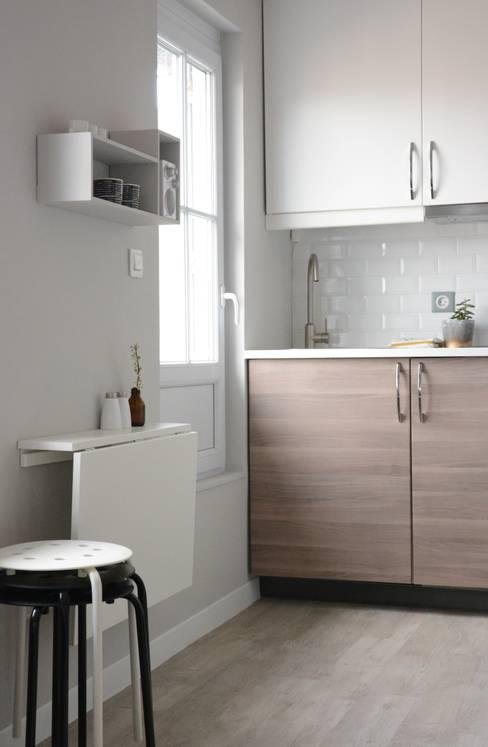 Keuken door Insides