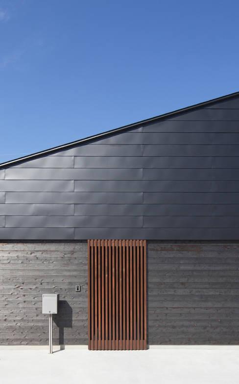 Huizen door 田村の小さな設計事務所