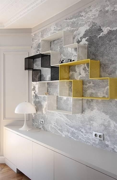 Camille Hermand Architectures:  tarz Duvarlar