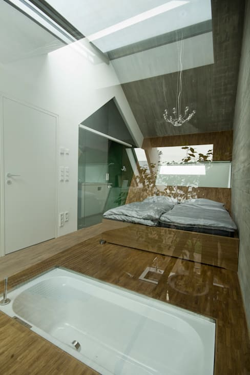 Bedroom by Caramel architekten