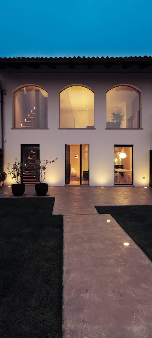 Houses by studio antonio perrone architetto