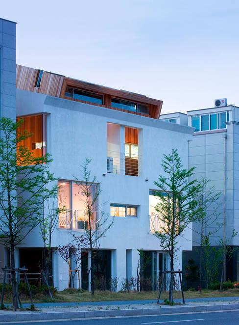 Projekty,  Domy zaprojektowane przez CHORA