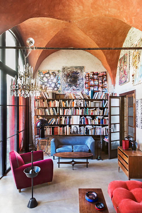 Living room by Studio Daido