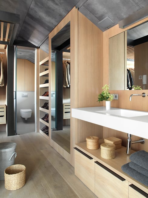Apartado baños : Baños de estilo  de adela cabré