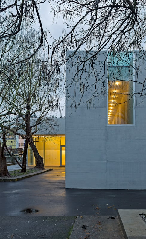 Alberati Architekten AG:  tarz Kongre Merkezleri