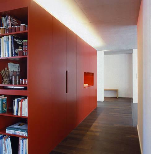 Living room by Löffler Weber   Architekten