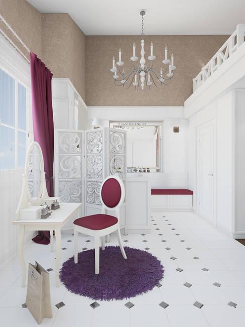 Северная Слобода: Ванные комнаты в . Автор – Вадим Бычков