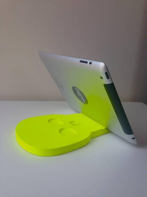 Marangoz Çırağı – Yeşil Neonkafa:  tarz Çalışma Odası