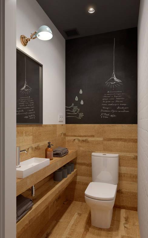 Baños de estilo  por INT2architecture
