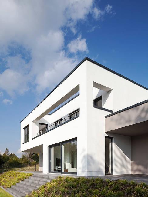 Skandella Architektur Innenarchitektur:  tarz Evler