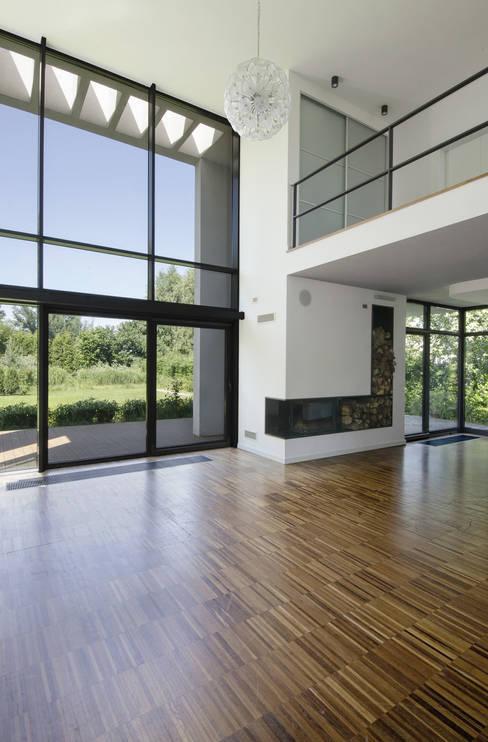 PAWEL LIS ARCHITEKCI:  tarz Oturma Odası