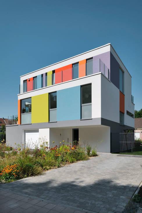 atelier d'architecture FORMa*의  주택