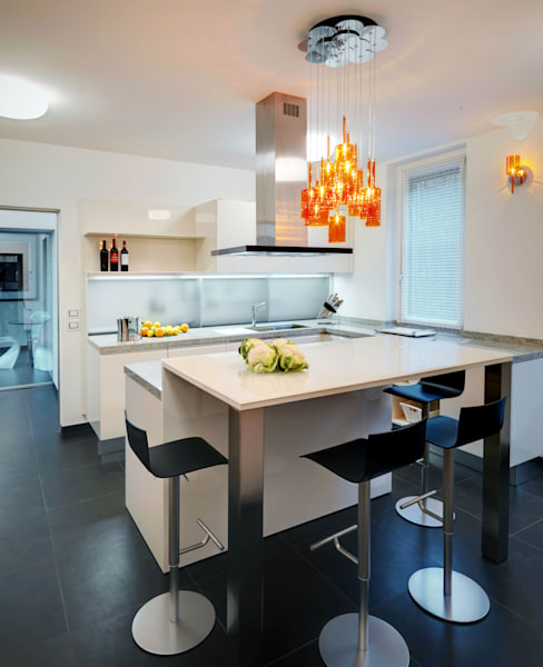 Kitchen by Studio Marco Piva