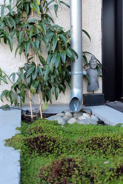 Garden by Atelier d'architecture Pilon & Georges