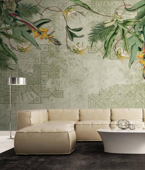 Walls & flooring by Tres Tintas Barcelona