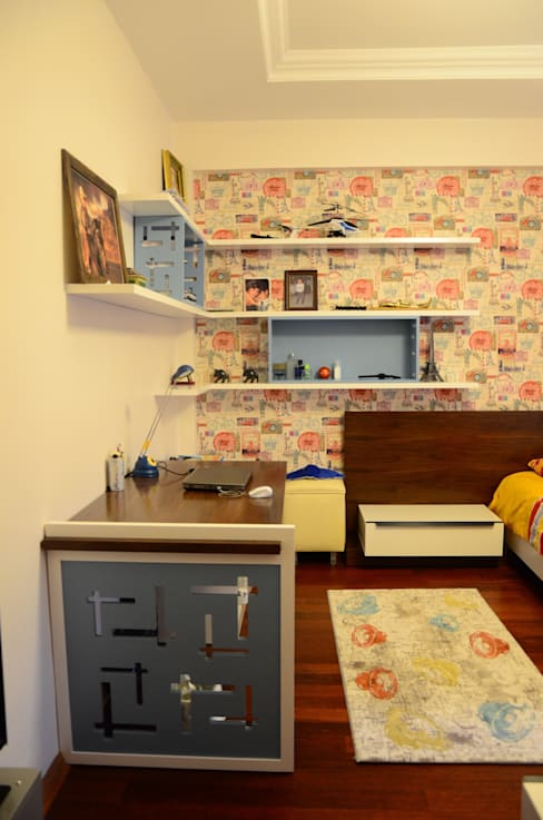 Arte FABBRO – ÇOCUK ODALARI VE GENÇ ODALARI:  tarz Çocuk Odası