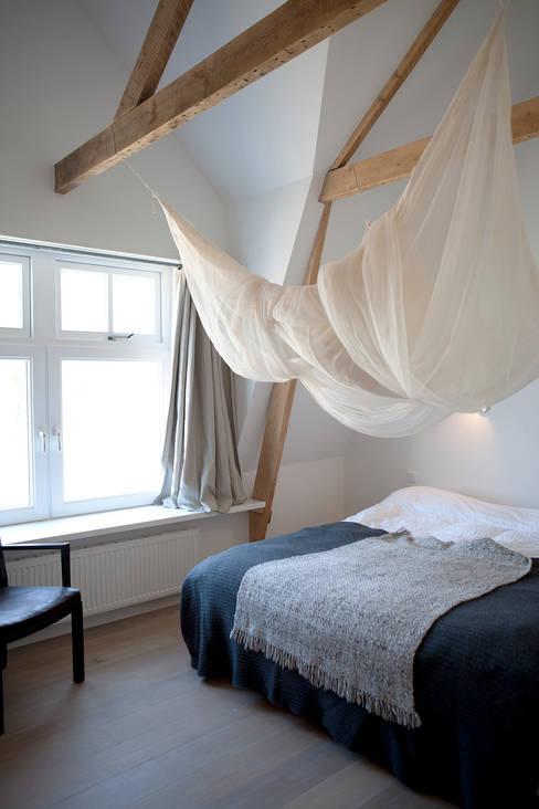 Binnenvorm:  tarz Yatak Odası